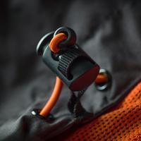 graphite/orange
