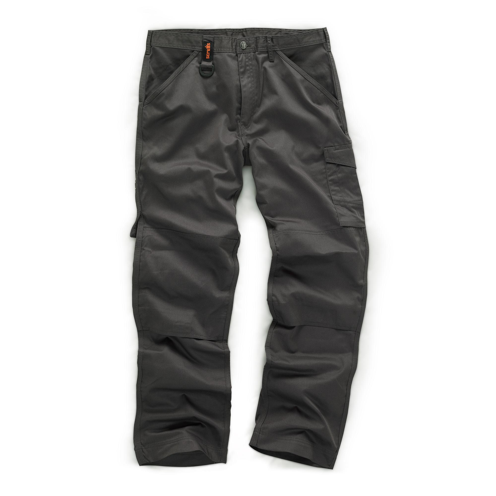 Worker Trousers Graphite 30L