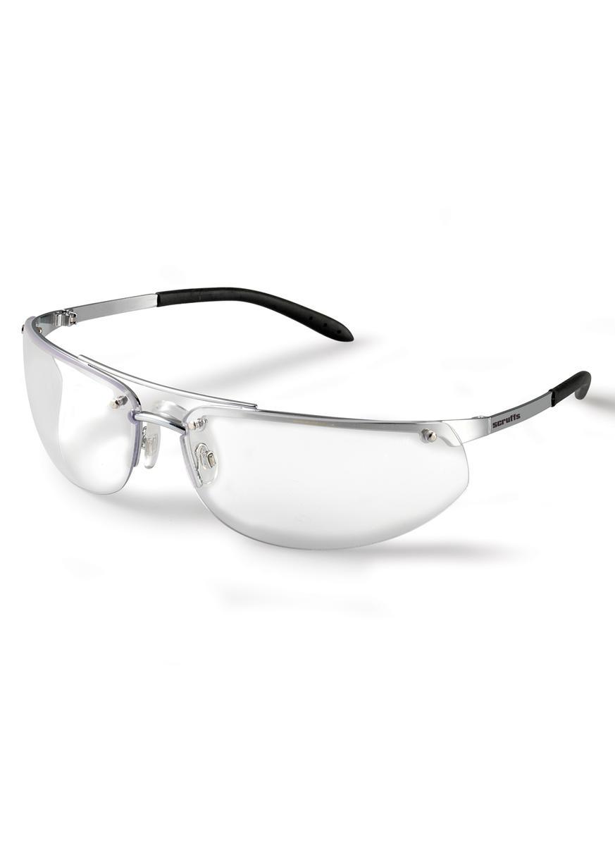 Image for Metal Frame Safety Glasses