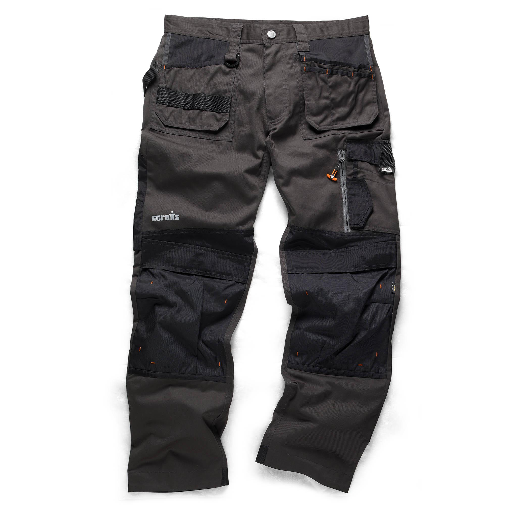 3D Trade Work Trousers Graphite 30L