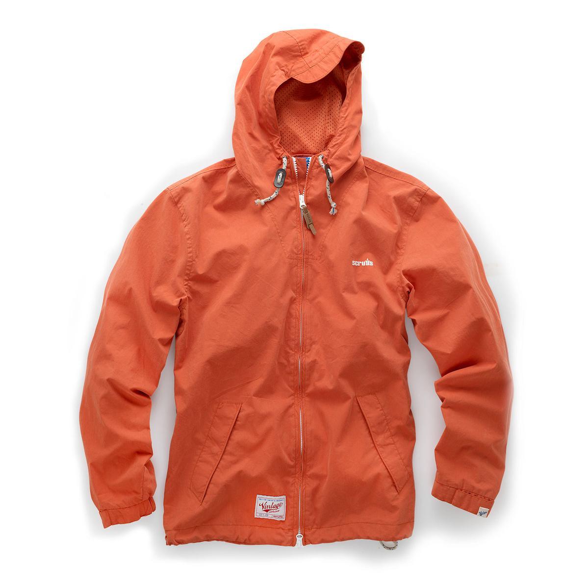 Image for Zip-Thru Mac - Orange