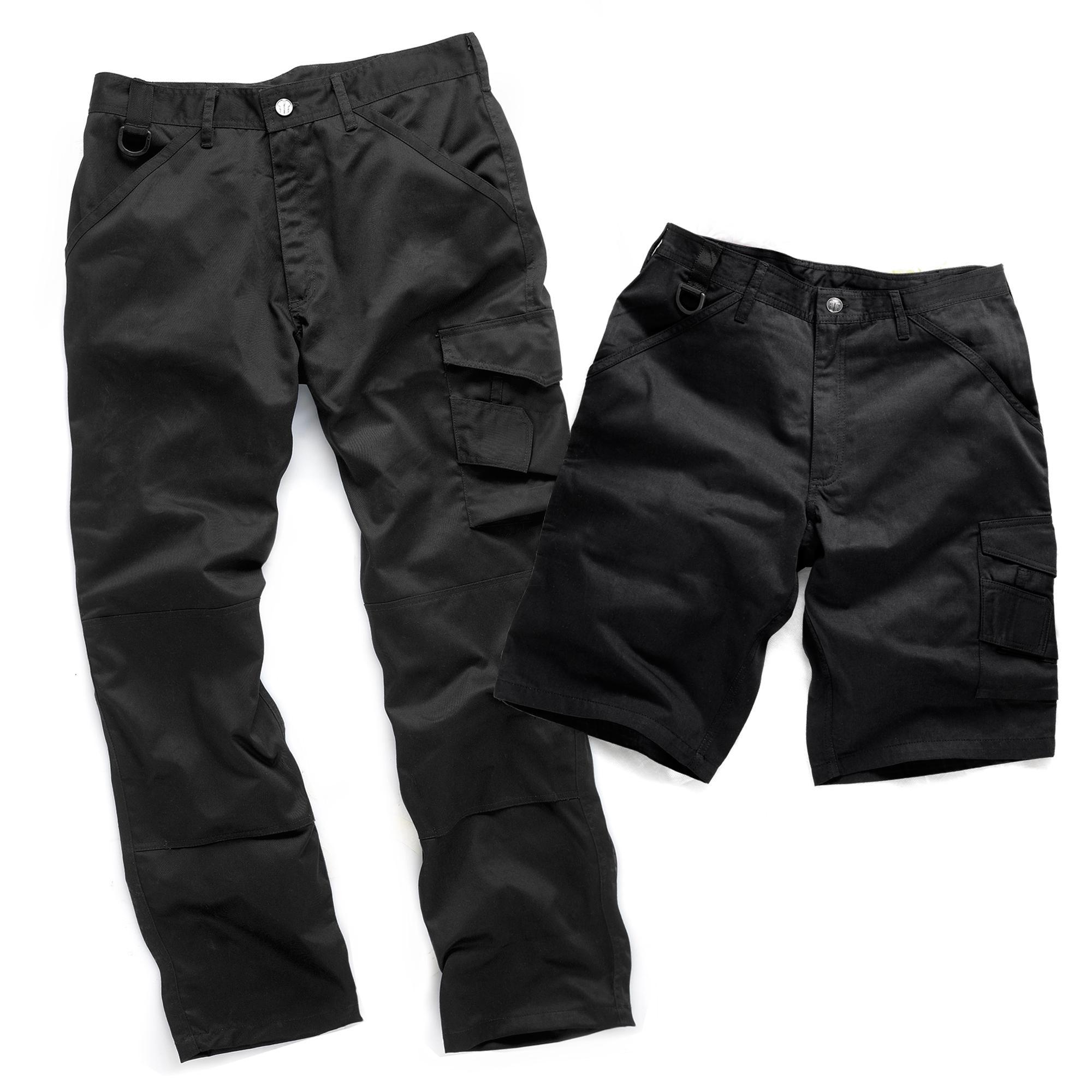 Worker Trouser/Lite Short