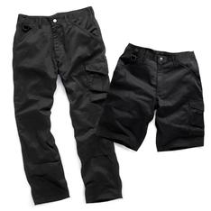 Image for Worker Trouser/Lite Short