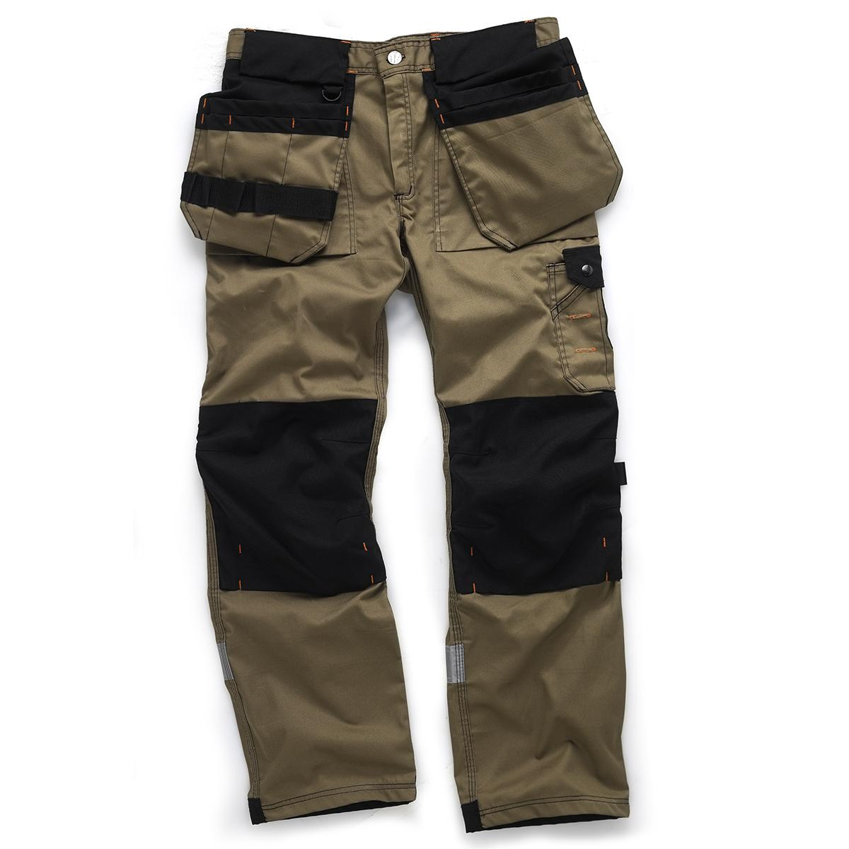 Trade Trousers - Brown