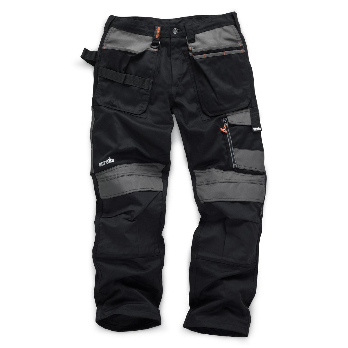 3d Trade Trousers Hardwearing Work Trousers With Cordura