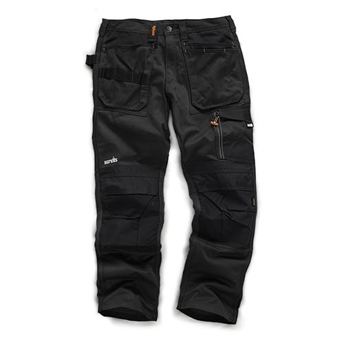 3D Trade Work Trousers Graphite 30R