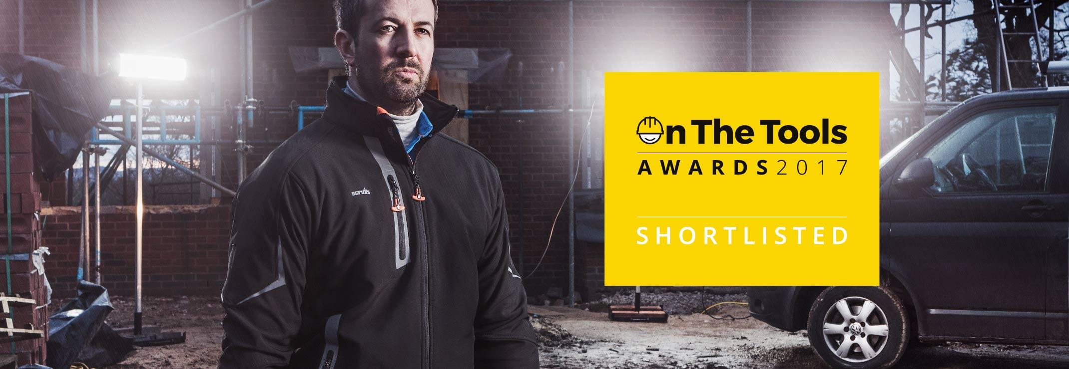 Scruffs On The Tools Awards 2017