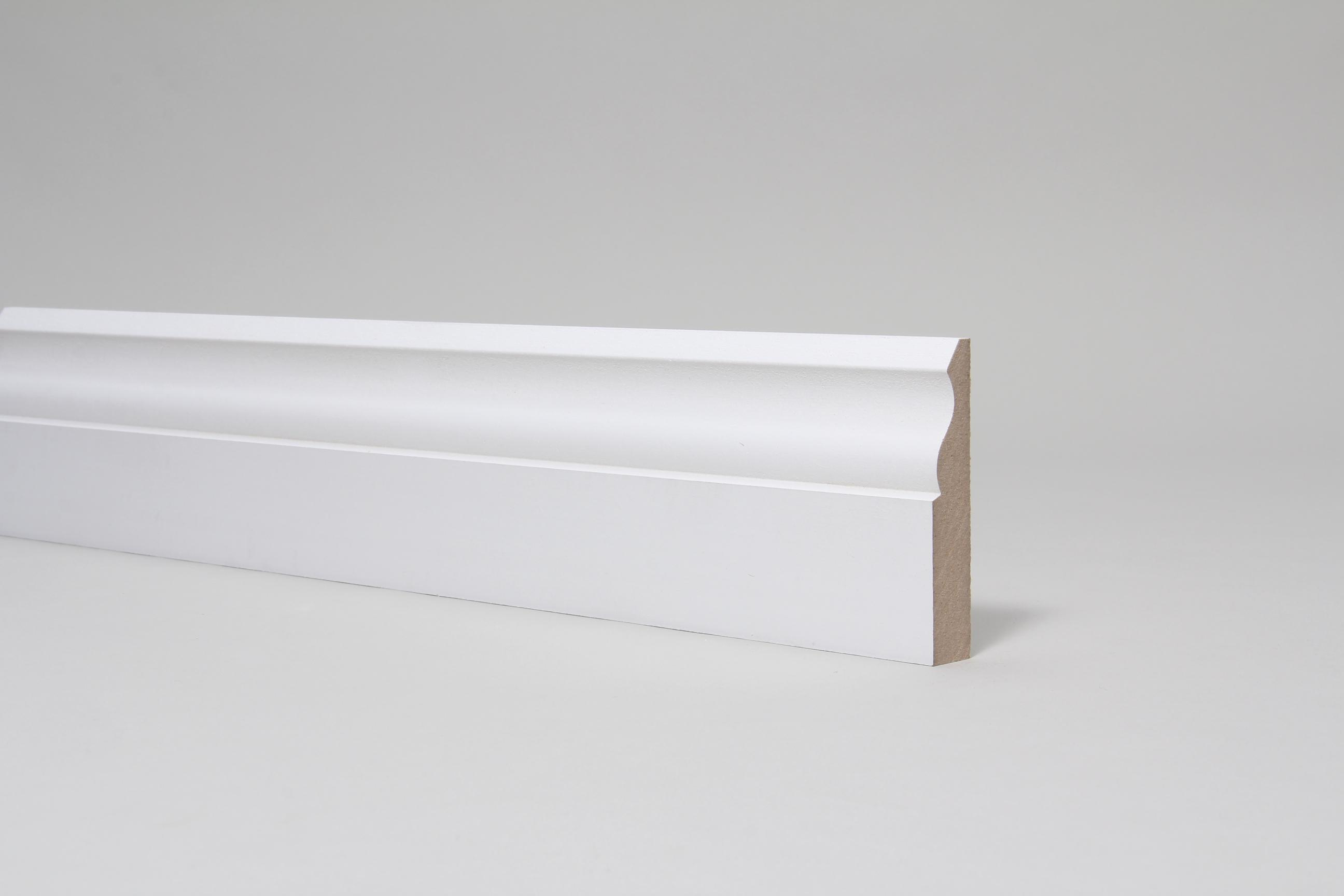 Ogee 18mm x 94mm x 4.4 Mtr Primed