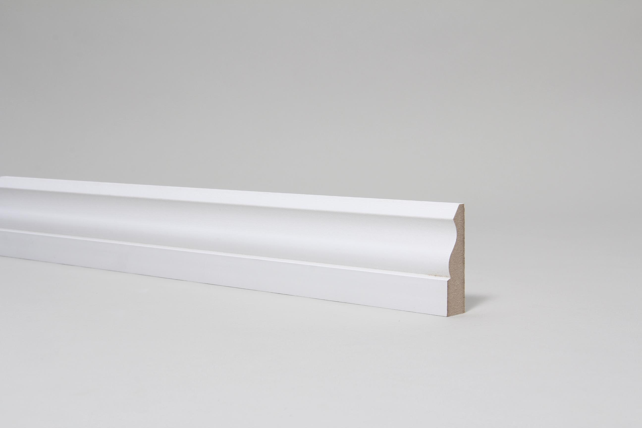 Ogee 18mm x 68mm Architrave Set Primed