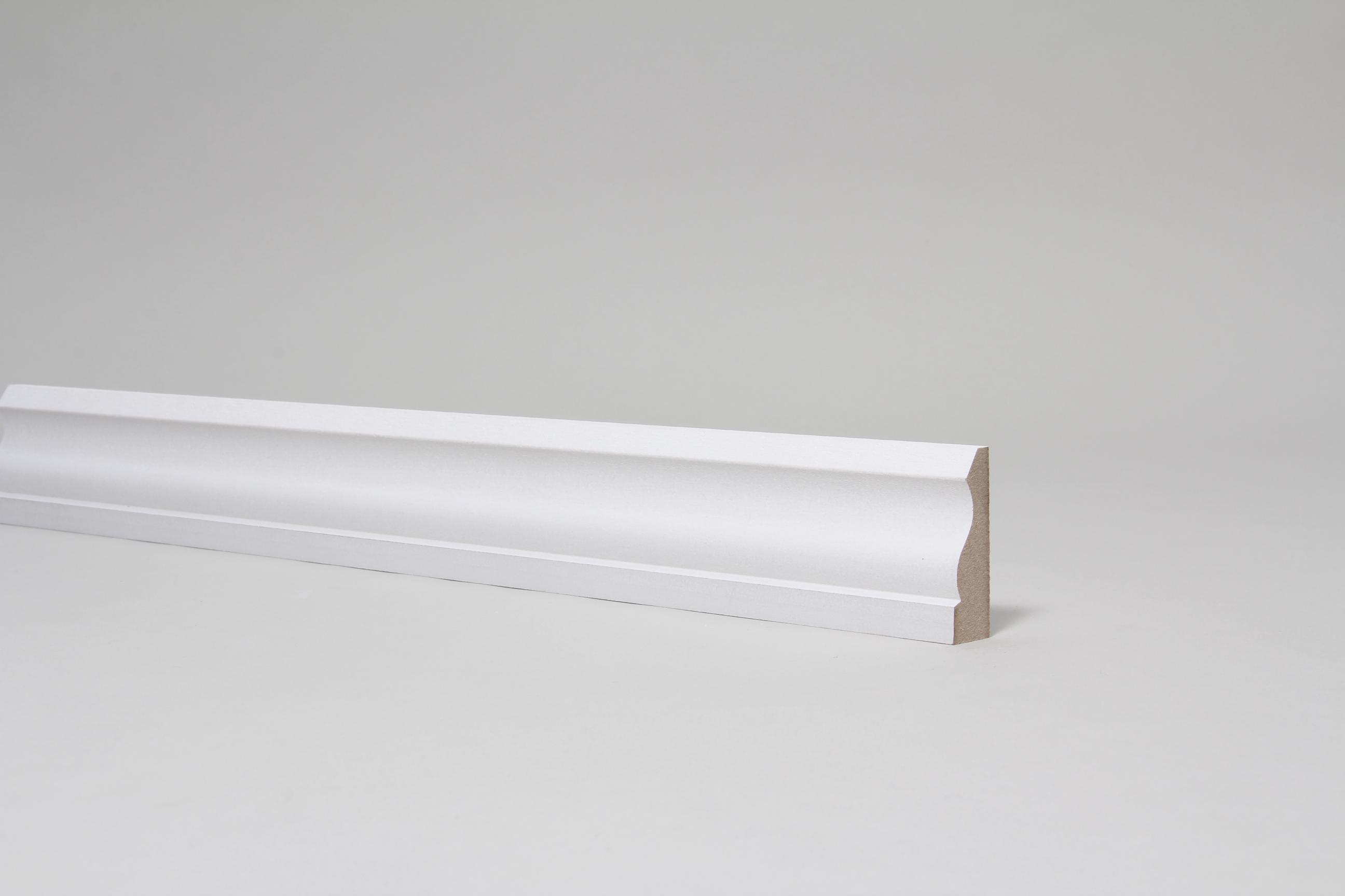 Ogee  18mm x 57mm Architrave Set Primed