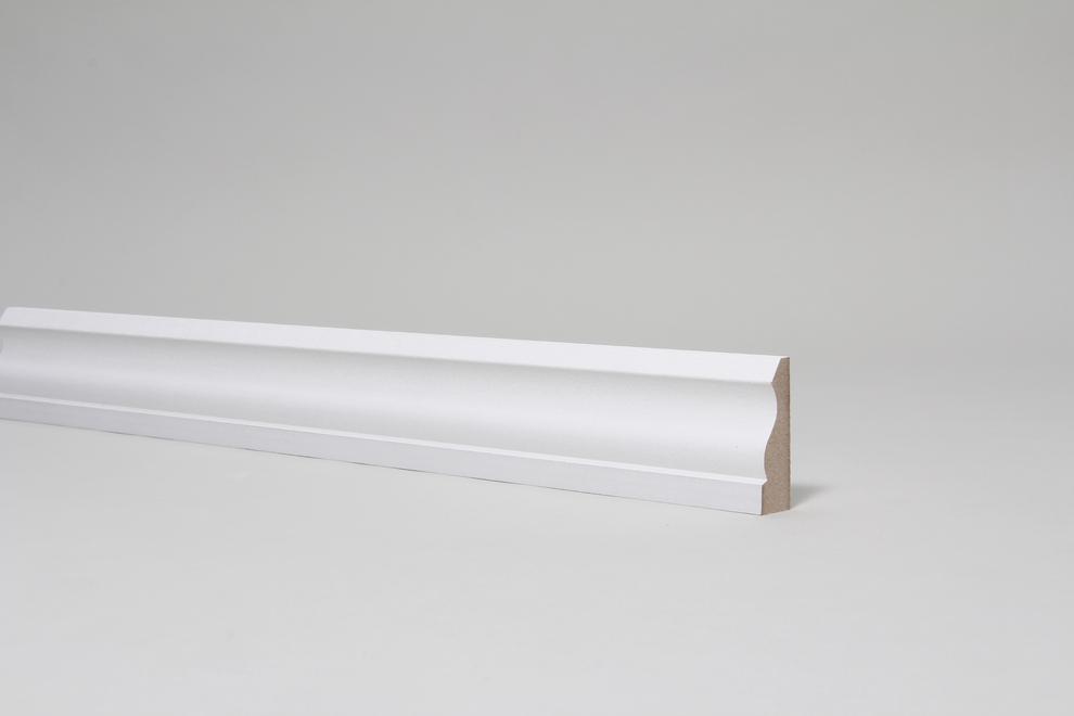 Image for Ogee  18mm x 57mm Architrave Set Primed