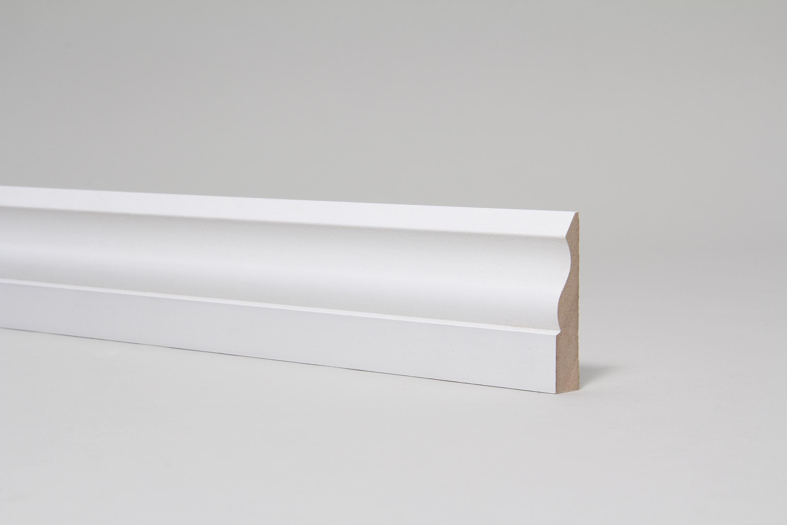 Ogee 15mm x 68mm Architrave Set Primed