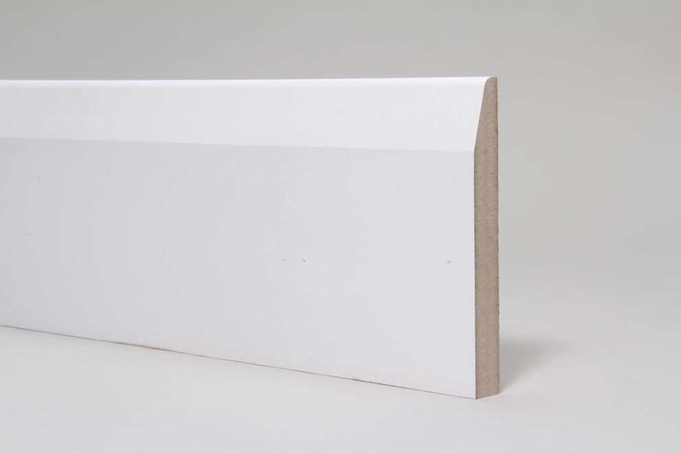 Image for Chamfered & Rounded 18mm x 144mm x 4.4 Mtr Primed
