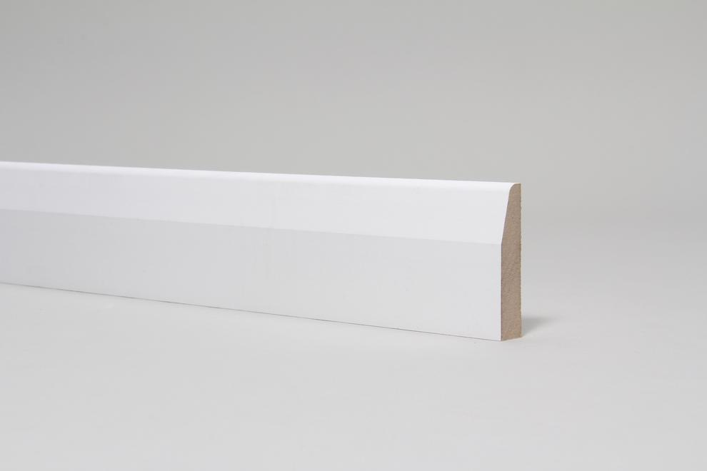 Image for Chamfered & Rounded 15mm x 68mm Architrave Set Primed