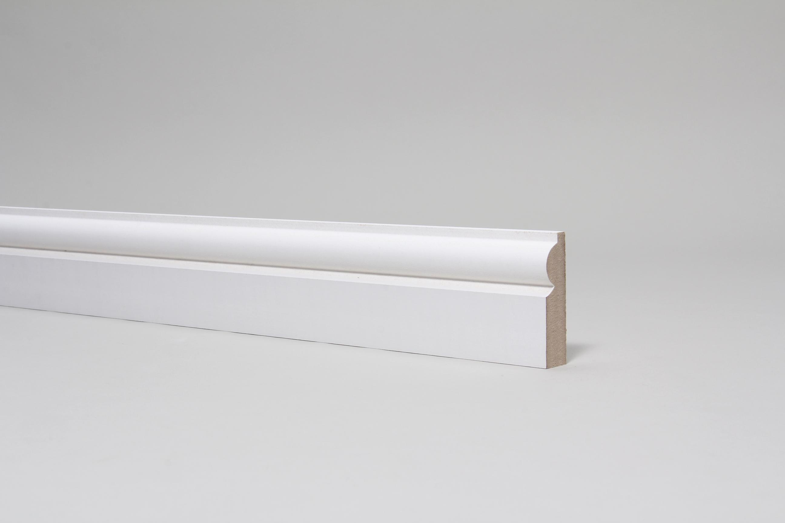 Torus 18mm x 68mm Primed Architrave Set