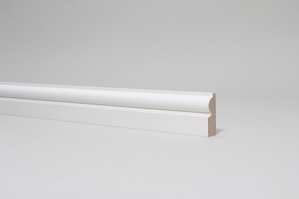 Image for Torus  18mm x 57mm Primed Architrave Set