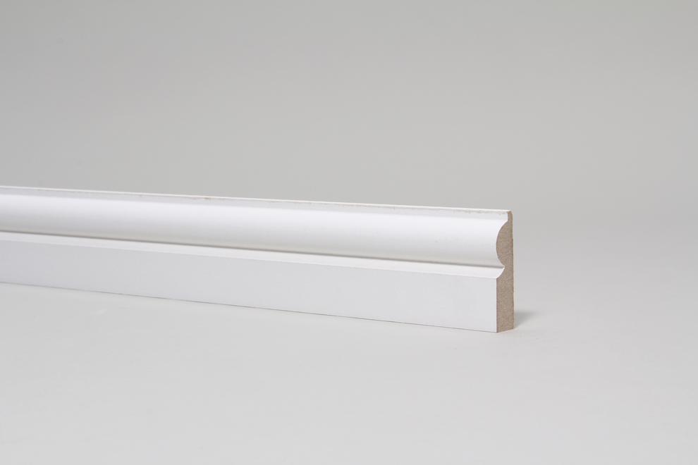 Image for Torus  15mm x 57mm Primed Architrave Set