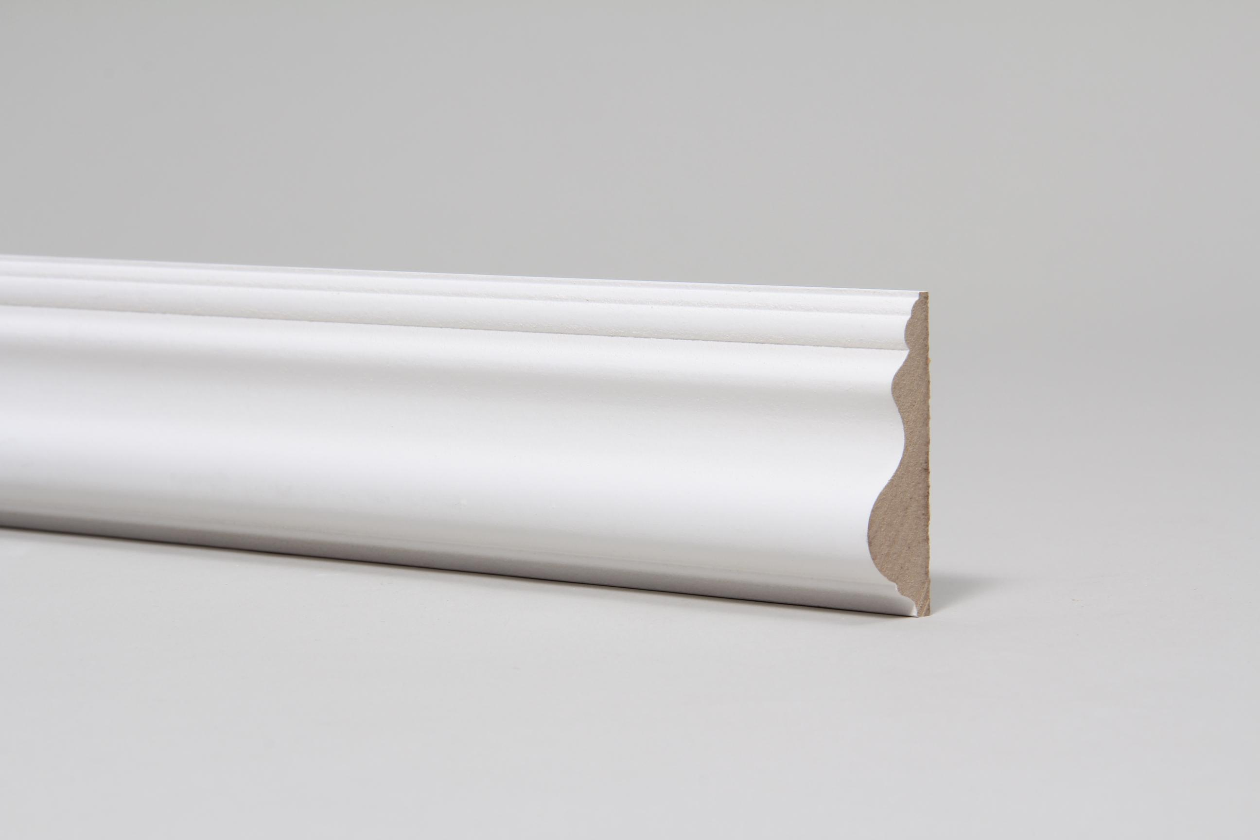Dado Rail  18mm x 57mm x 4.400 mtr Primed