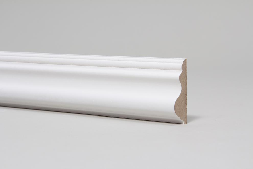 Image for Dado Rail  18mm x 57mm x 4.400 mtr Primed