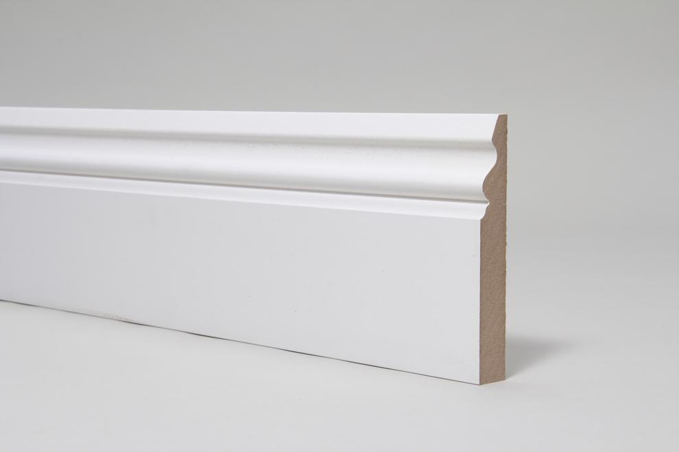 Image for Ogee Pattern 4 18mm x 119mm x 4.4 Mtr Primed