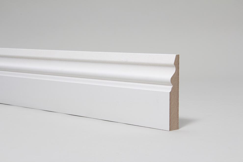 Image for Ogee Pattern  4 18mm x 94mm x 4.4 Mtr Primed