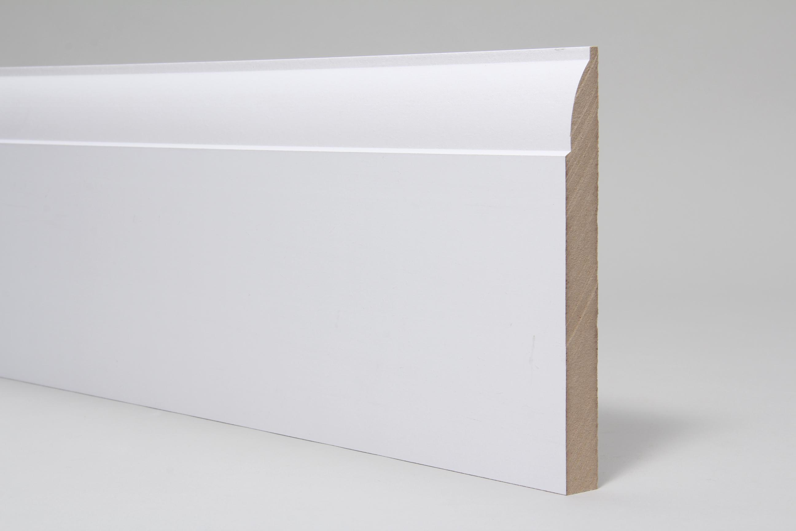 Ovolo 18mm x 168mm x 4.4 Mtr Primed