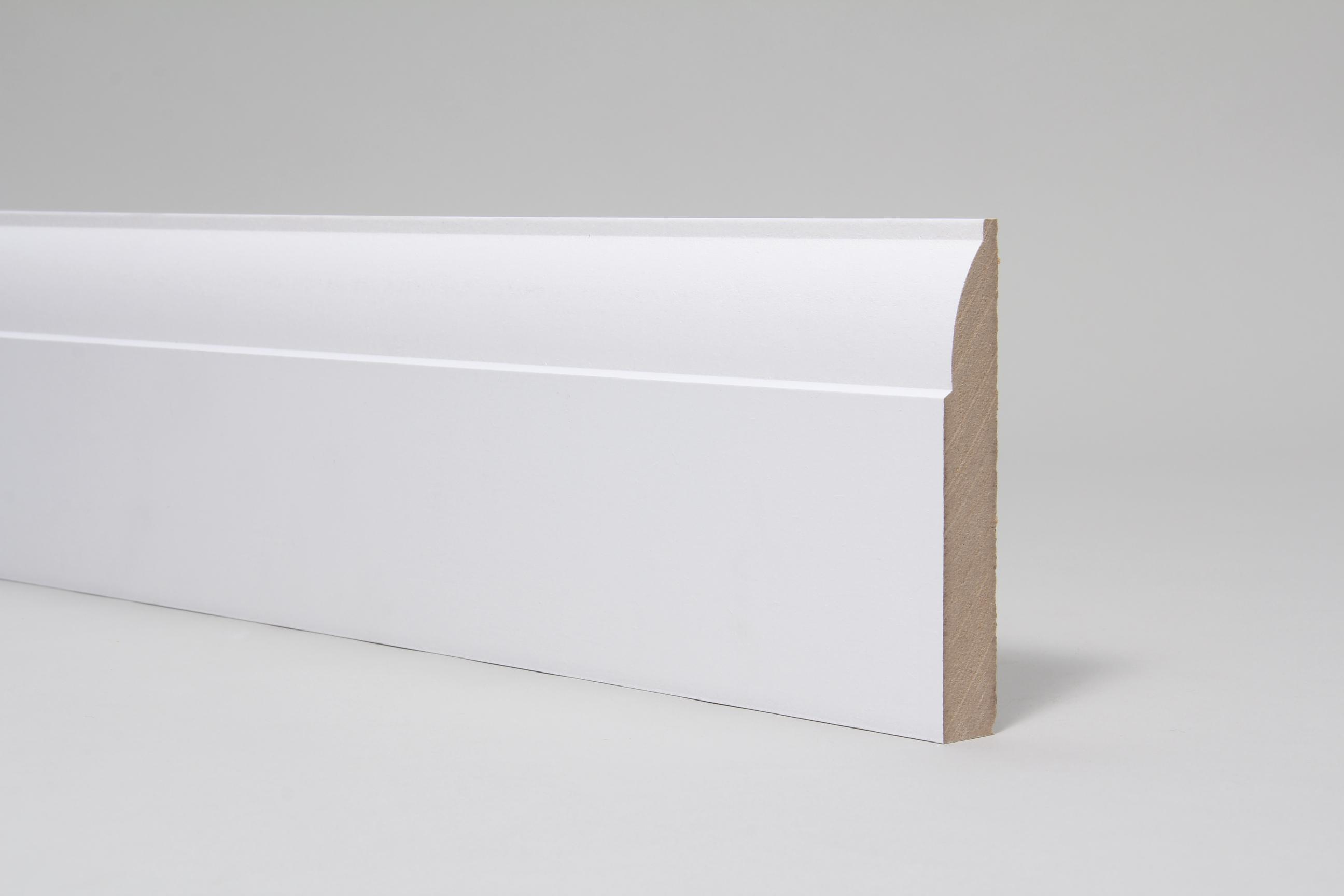 Ovolo 18mm x 119mm x 4.4 Mtr Primed
