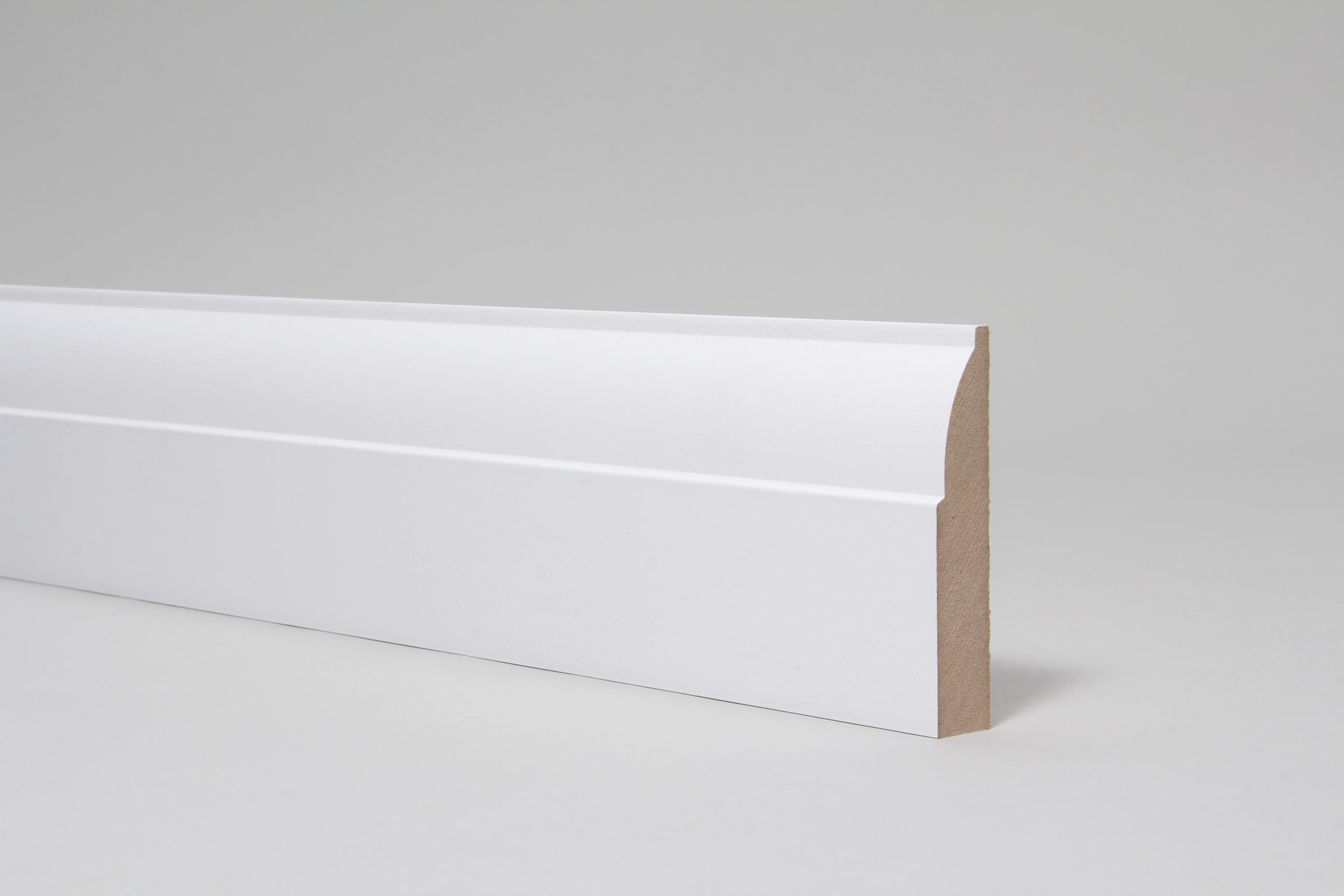 Ovolo 18mm x 94mm x 4.4 Mtr Primed