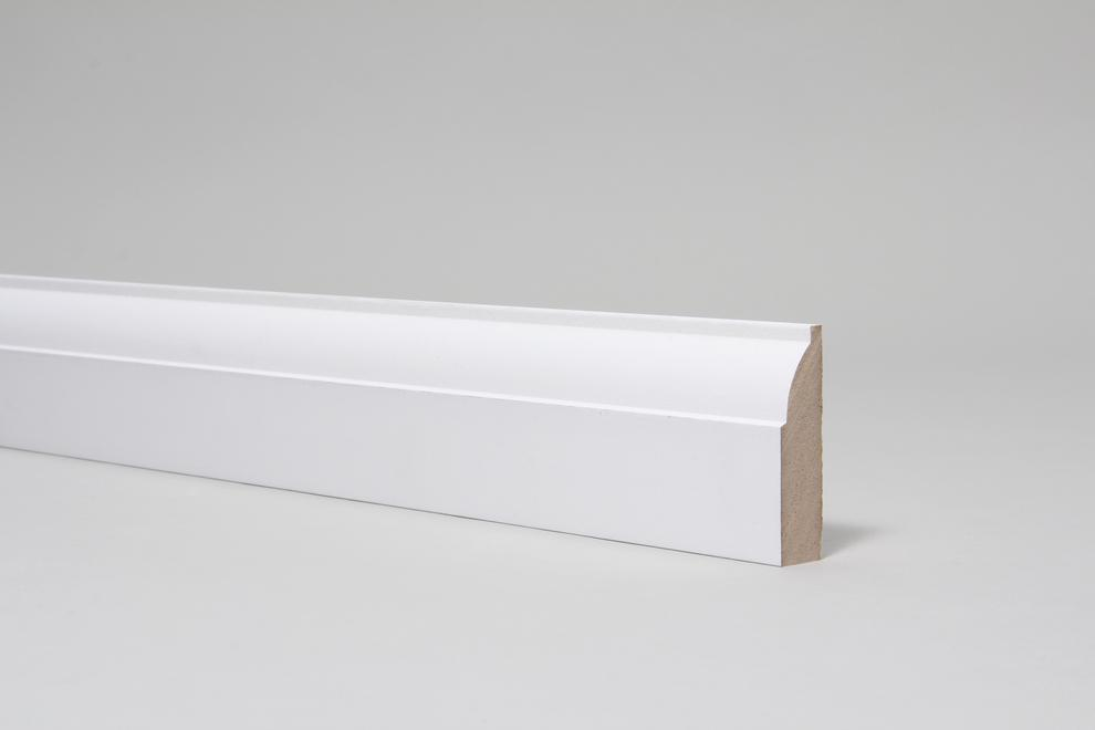 Image for Ovolo 18mm x 68mm Architrave Set Primed