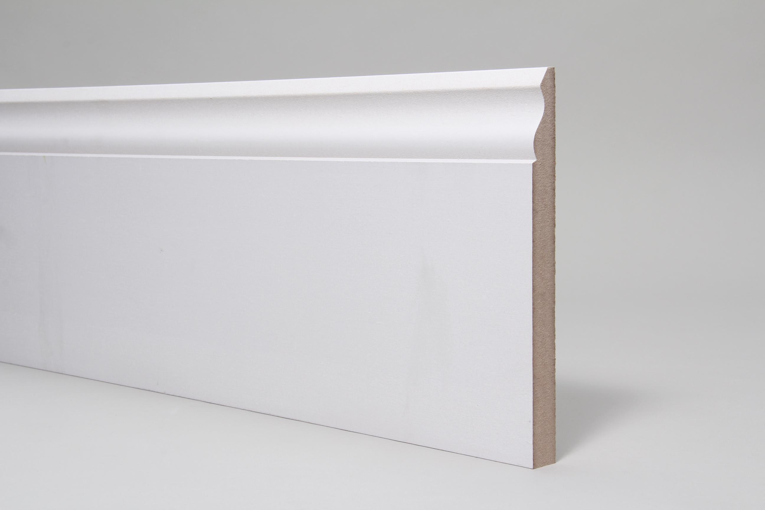 Ogee 18mm x 194mm x 4.4 Mtr Primed