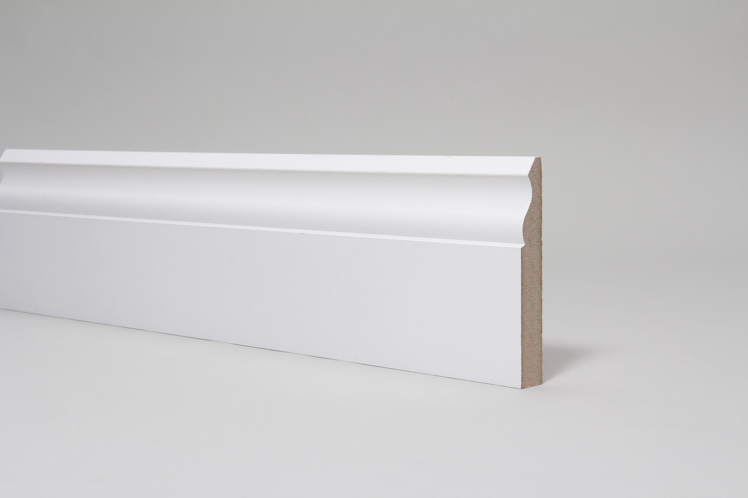 Ogee 18mm x 119mm x 4.4 Mtr Primed