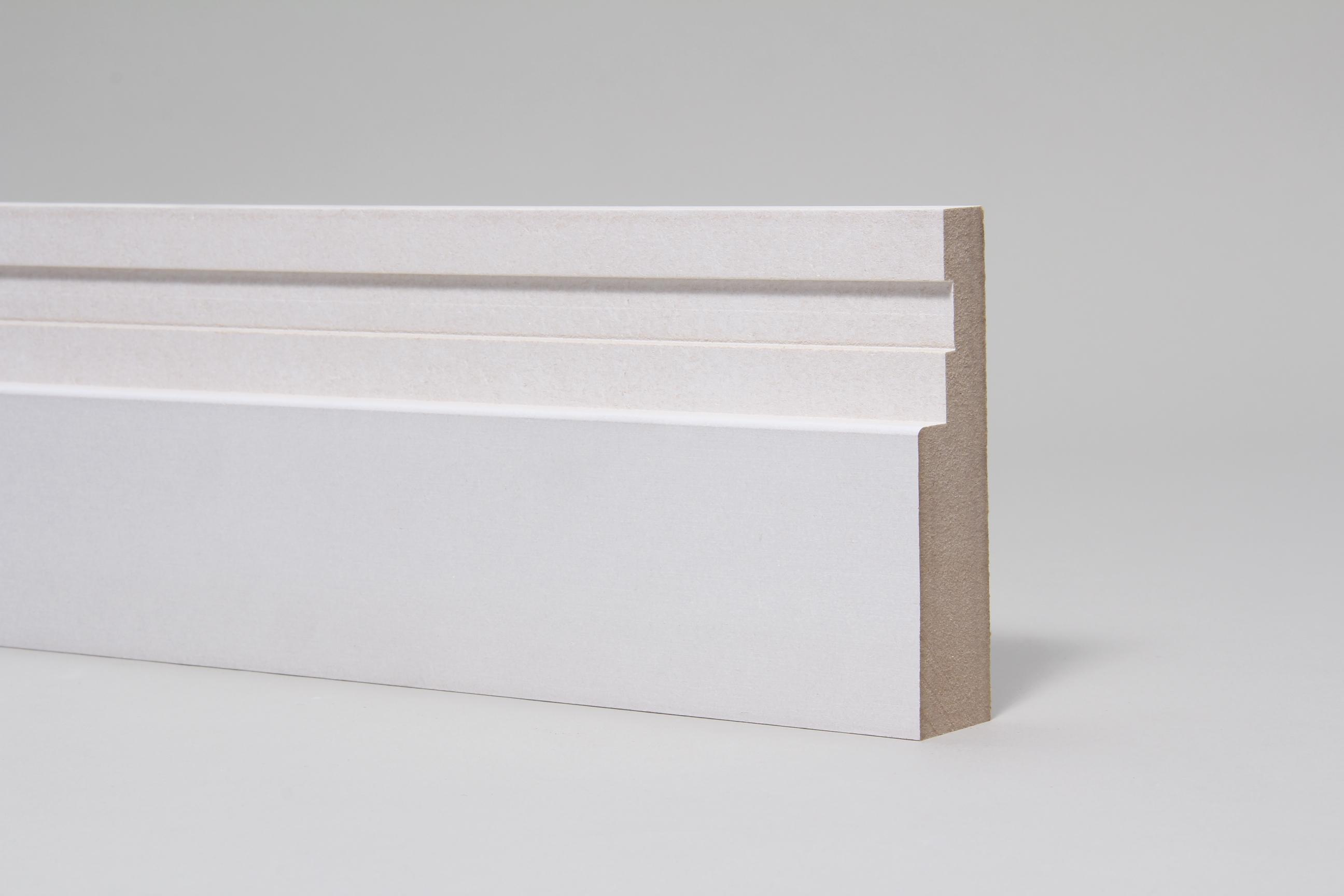 Fire Door Casing Set 30mm x 115mm Primed