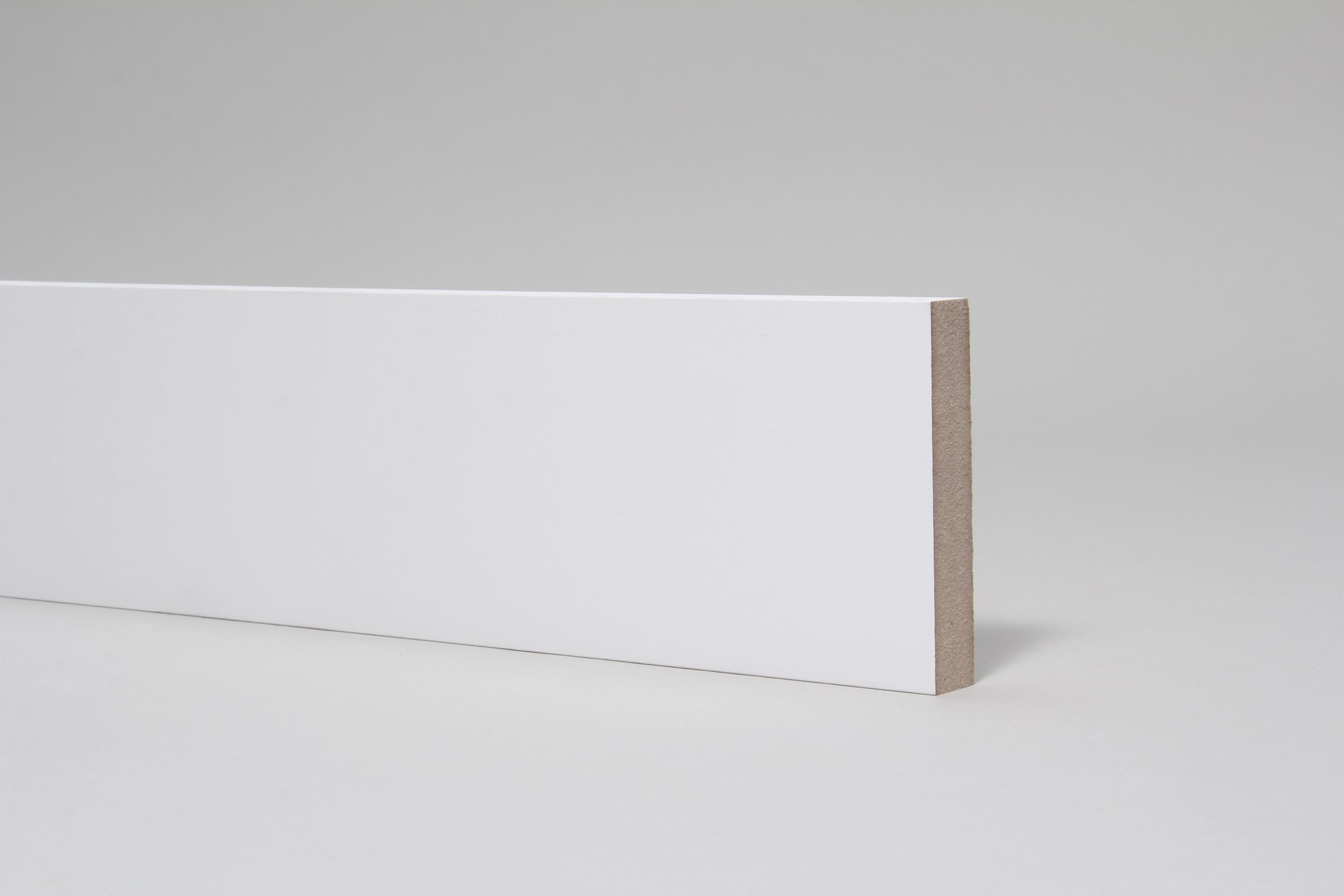 Plain Square Edge 18mm x 94mm x 4.4 Mtr Primed