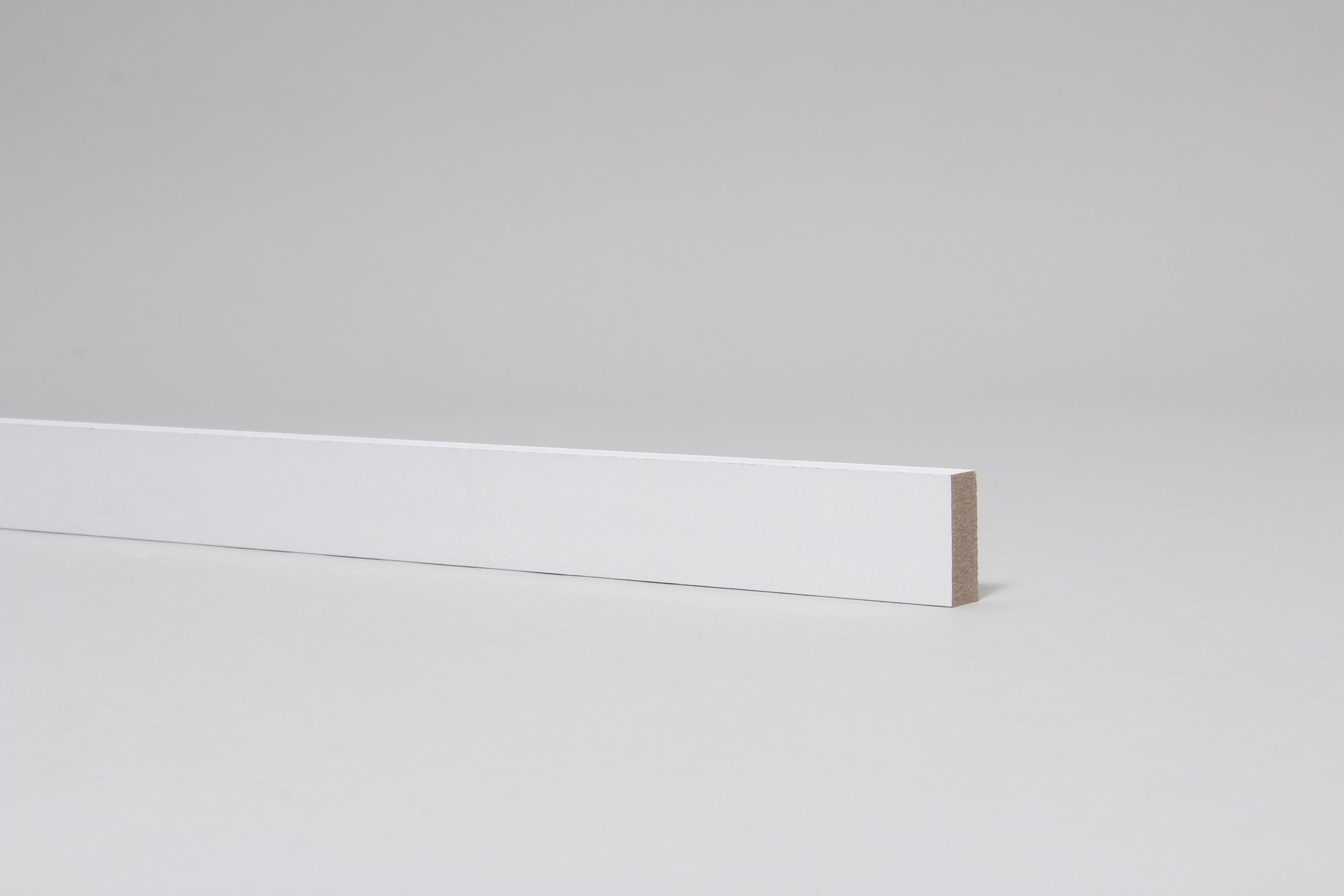 Plain Square Edge 12mm x 32mm x 4.4 Mtr Primed