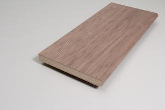 Image for Window Sill 25mm x 219mm x 3.660m Veneered  American Black Walnut