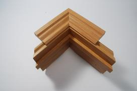 Image for Fire Fully Adjustable Door Lining Set 30mm x 88 - 155mm Veneered American White Oak (Special Offer)