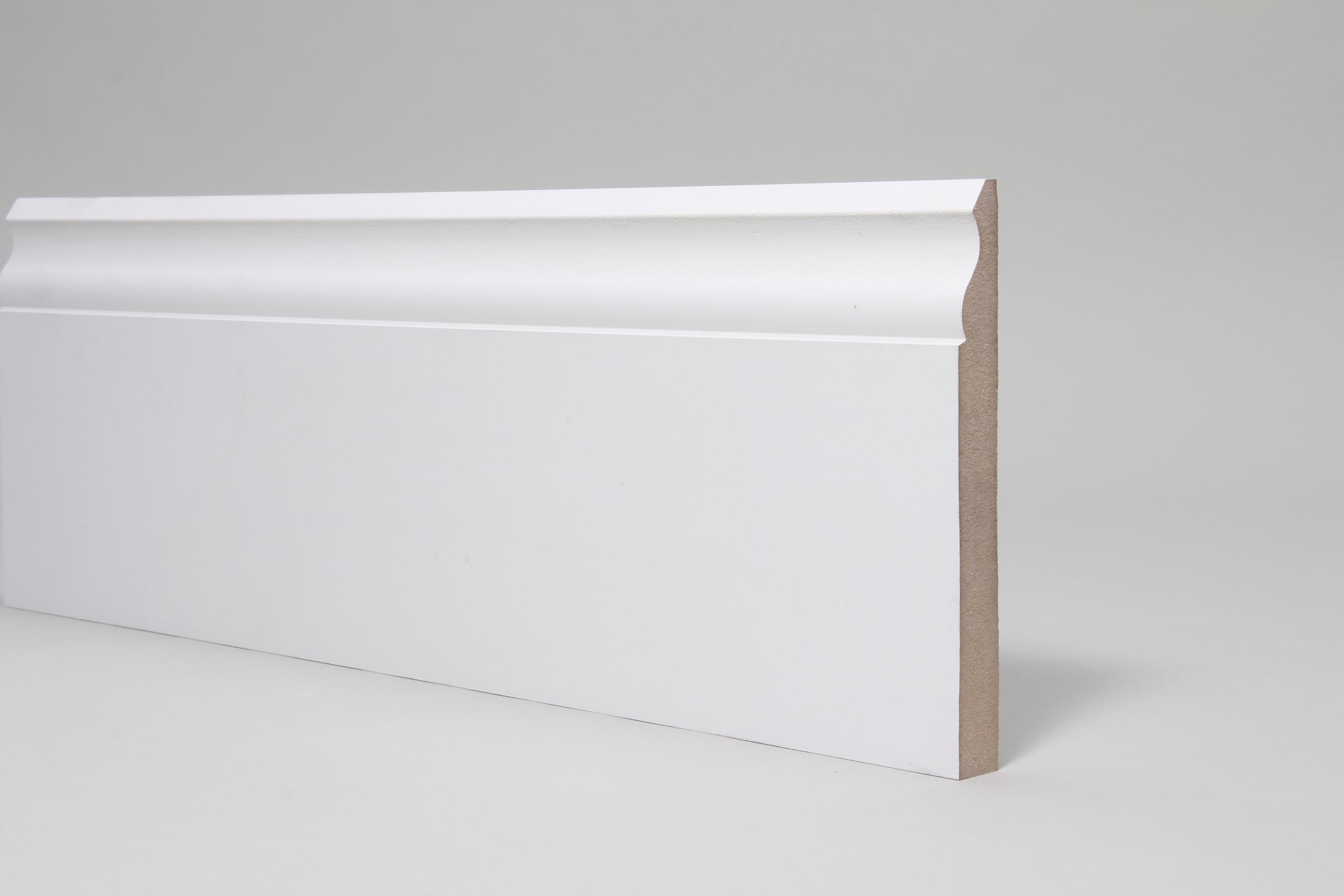Ogee 18mm x 168mm x 4.4 Mtr Primed