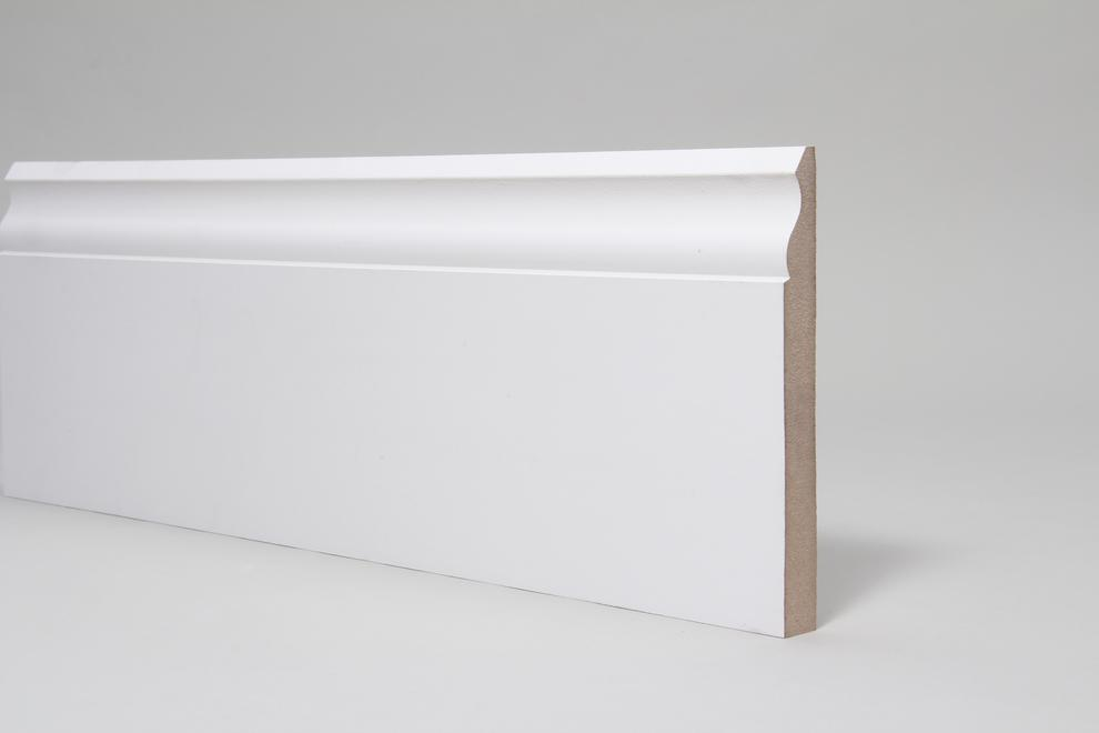 Image for Ogee 18mm x 168mm x 4.4 Mtr Primed