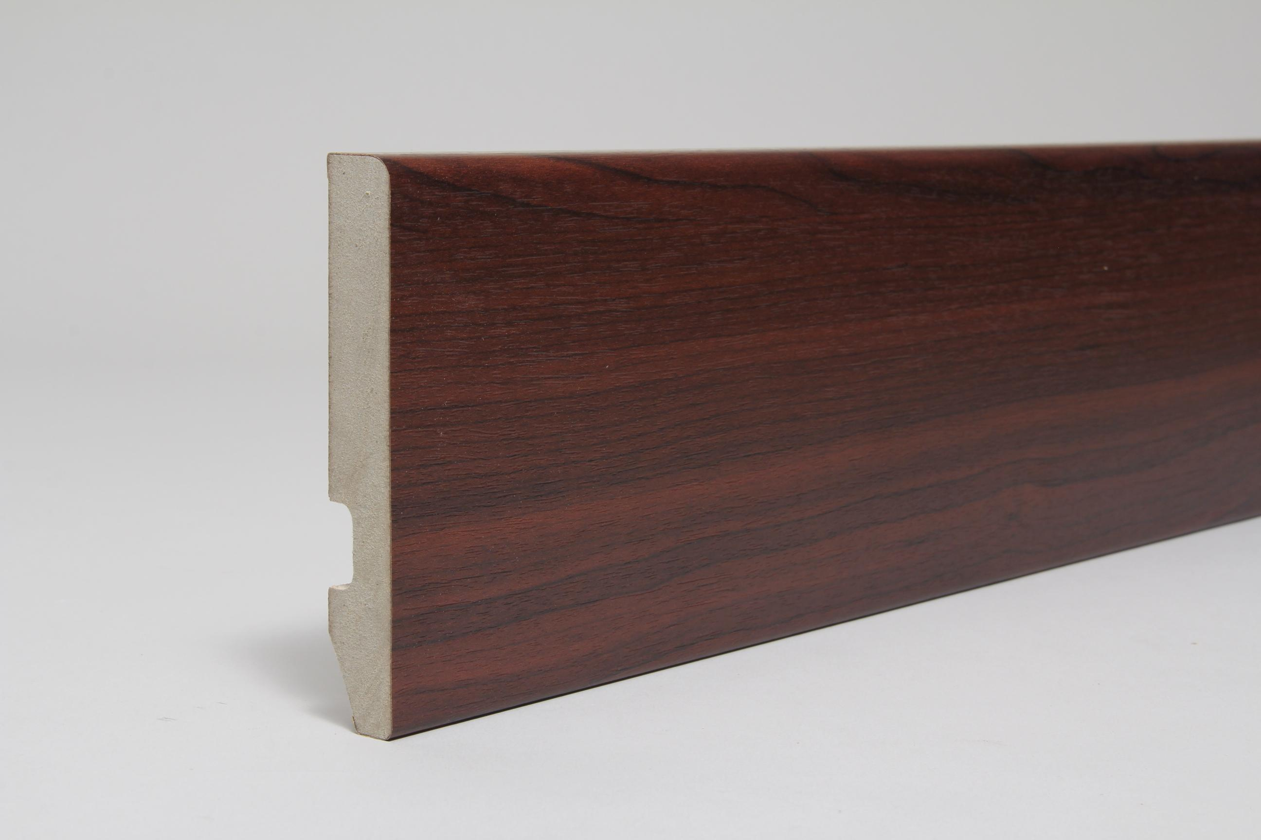 Rounded One Edge 18 x 119 x 4.4 Mtr Rosewood Fully Finished Foil Wrapped (Special Offer)