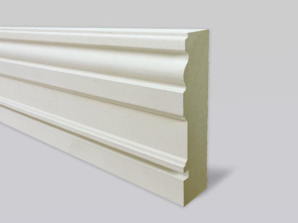 Georgian 22 x 80 x 4.4 Mtr Primed