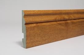 Image for Ogee 18mm x 119mmx  4.400mm Golden Oak Foil Wrapped