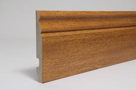 Image for Ogee 18mm x 144mm x  4.400mm Golden Oak Foil Wrapped