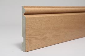 Image for Torus 18mm x 144mm x 4.400m Light Oak Foil Wrapped