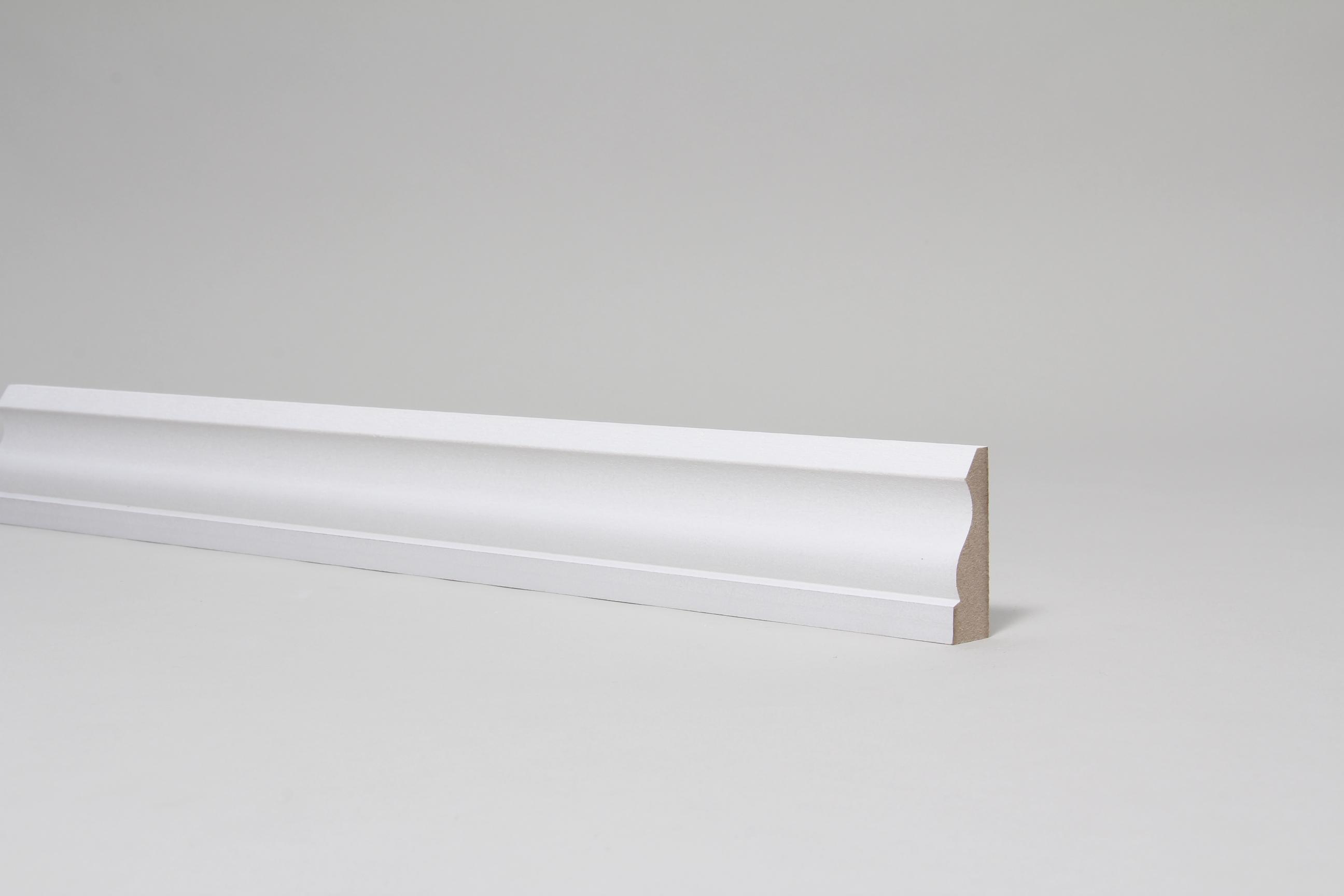 Ogee 18mm x 57mm x 4.4 Mtr Primed