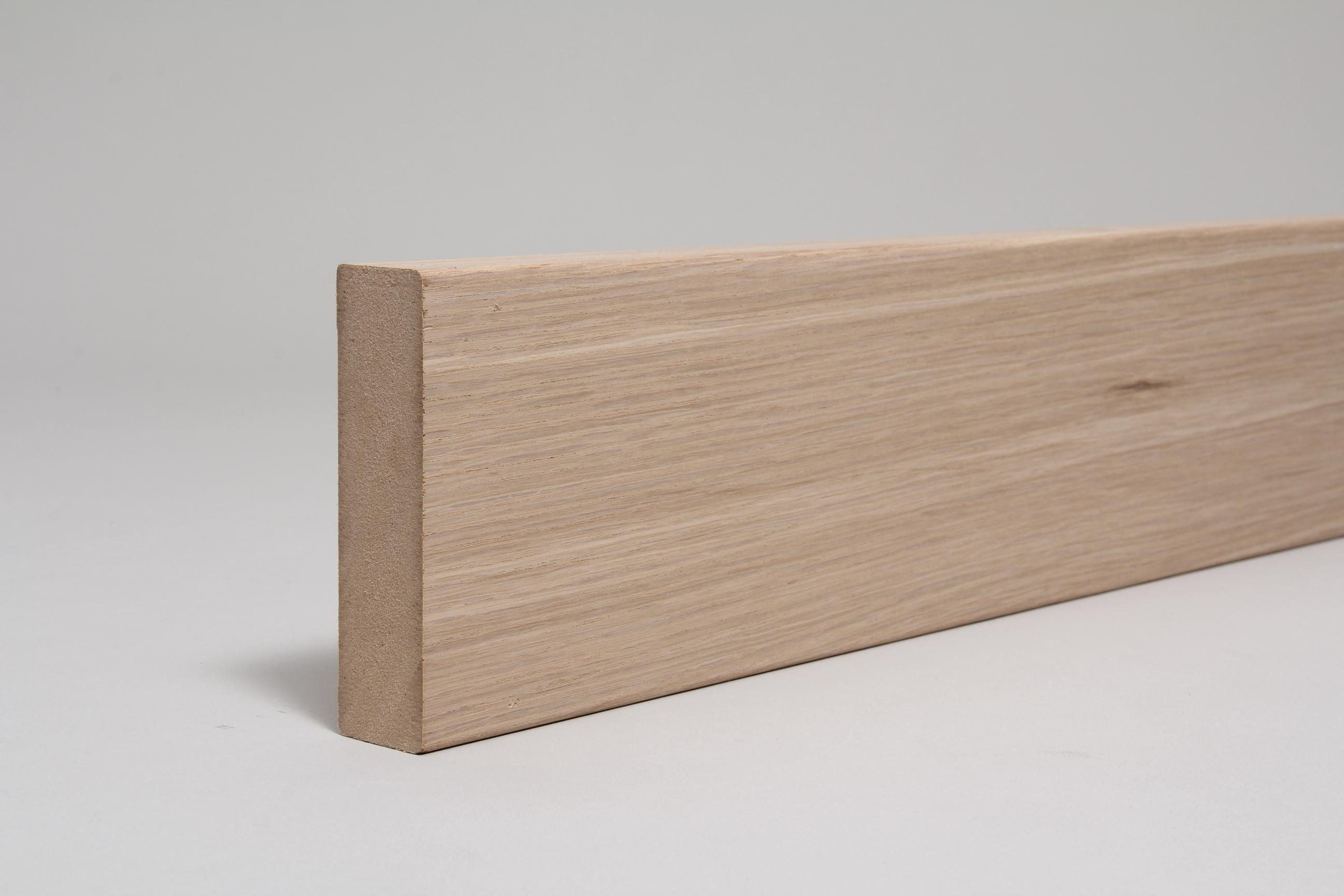 Door Lining Set 25mm x 90mm Veneered American White Oak