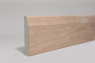 Image for Chamfered & Rounded  18mm x 119mm x 4.4 Mtr Veneered American White Oak