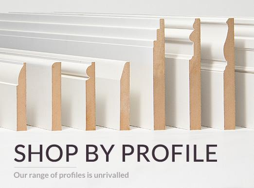MDF Architraves Torus Ogee Profiles amp Finishes The Skirting Board Shop
