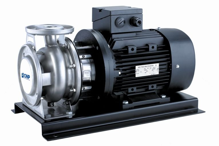 Horizontal Single Stage Centrifugal Pumps - ZS Range