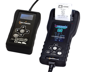 Testers & Battery Analysers