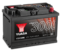 YBX3000 SMF Batteries